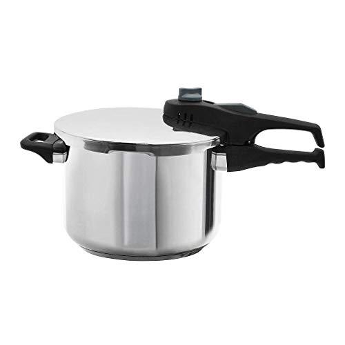 Todeco – Schnellkochtopf, Drucktopf – Kapazität: 6 L – Material: Griff aus Bakelit – 6 Liter