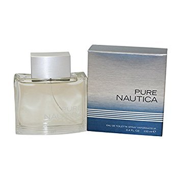 Pure Nautica Nautica 3.4 Oz Edt Spray For Men