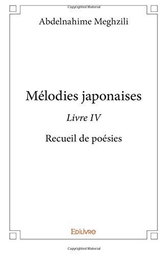 Mélodies japonaises - Livre IV