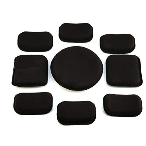 Bigsweety Tactical Kopfschutz Zubehör Airsoft Helm Pads