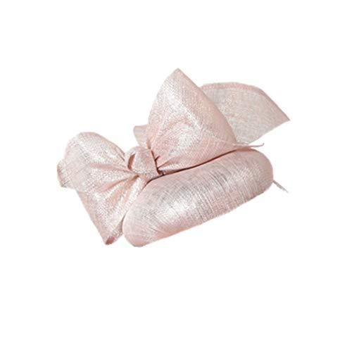 schmuck Hüte für Frauen Cocktail Party Hats Bridal Kentucky Derby Stirnband Rosa ()