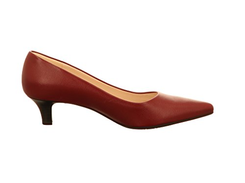 Peter Kaiser 40601182, Scarpe col tacco donna Rot