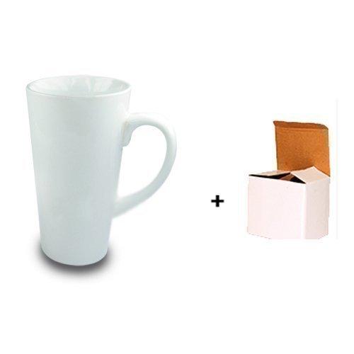 24 x 17oz Latte Kaffee Keramik Sublimation Becher für Sublimation Hitzepresse - Becher-hitze-presse