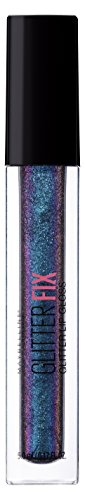Maybelline New York Glitter Blast Lipgloss Nr. 75 Steamy Nights, glitzernder, 5 ml