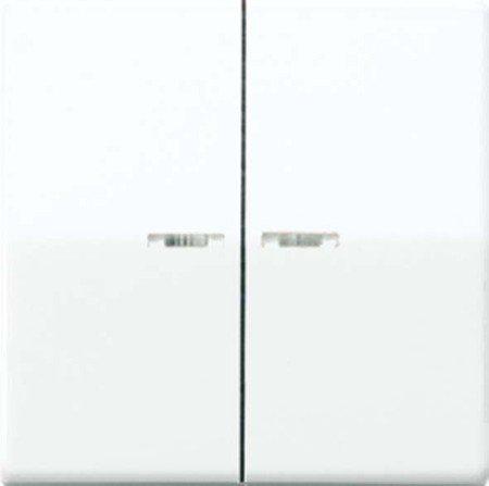 Jung AS591-5KO5WW Wippe für Serienschalter KO