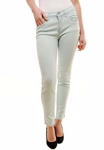 J Brand Women's Nirvana Sky 8221C032 Skinny Jeans Mint for sale  Delivered anywhere in UK