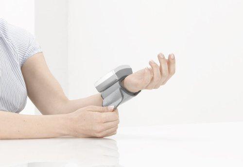 Sanitas SBM 03 vollautomatisches Handgelenk-Blutdruckmessgerät, mit Pulsmessung, inkl. Aufbewahrungstasche - 2