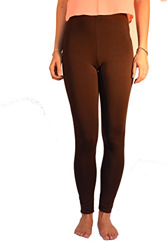 G&T Originals - Legging - Femme Chilli Chocolate