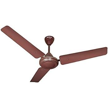 Havells ES 50 Five Star 1200mm Energy Saving Ceiling Fan (Brown)