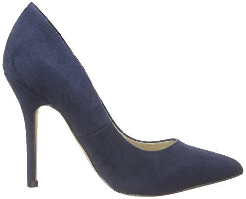 Another Pair of Shoes - Penelopeee2, Scarpe col tacco Donna Blu (Blau (denim blue675))