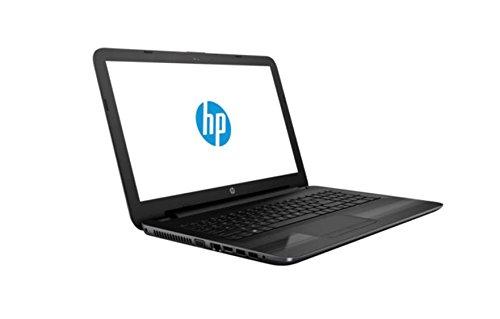 HP 250 G5 – portatil de 15.6 (Intel Core i3-5005U, 4 GB de RAM, 500 GB HDD, Windows 10), negro – teclado QWERTY español