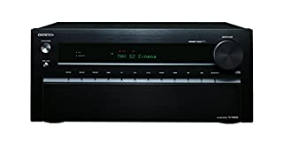 Onkyo TX-NR838 (B) 7.2-Kanal AV-Netzwerk-Receiver (THX Select2Plus, HDMI 2.0, WiFi, Bluetooth, 4k/60Hz, HDCP2.2, HiRes-Audio, Musikdienste, Remote App) schwarz (B00JRUCK3O) | Amazon price tracker / tracking, Amazon price history charts, Amazon price watches, Amazon price drop alerts