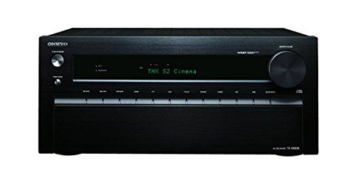 Onkyo TX-NR838 (B) 7.2-Kanal AV-Netzwerk-Receiver (THX Select2Plus, HDMI 2.0, WiFi, Bluetooth, 4k/60Hz, HDCP2.2, HiRes-Audio, Musikdienste, Remote App) schwarz -