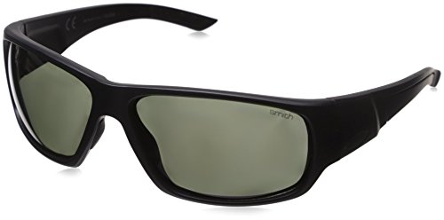 ae1b6bb0e8 Smith Optics Discord Sunglass with Polar Gray Green Carbonic TLT Lenses