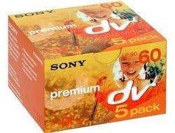 Sony Mini DV Camera Tape 60min 0027242524613