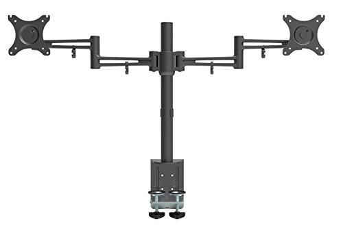 bramley-power-soporte-de-monitor-lcd-led-muy-resistente-y-ligero-aluminio-fundido-soporta-monitores-