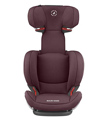 Maxi-Cosi RodiFix AirProtect Child Car Seat, Isofix Booster Seat, Red, 15-36 kg Maxi-Cosi Booster car seat for children from 15-36 kg (3.5 to 12 years) Grows along with your child thanks to the easy headrest and backrest adjustment from the top Patented air protect technology for extra protection of child's head 5