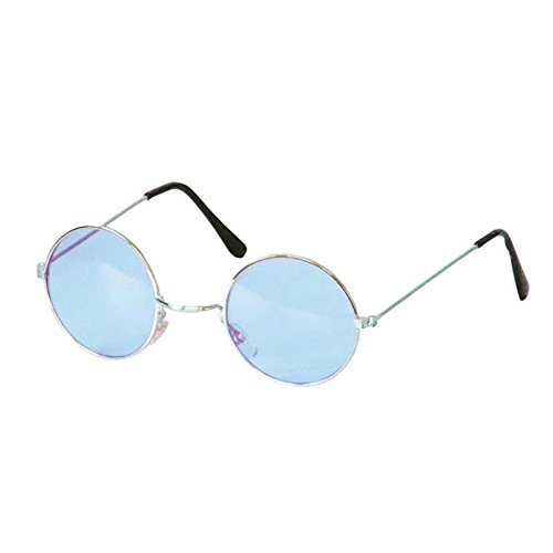 Aptafêtes Mädchen Sonnenbrille mehrfarbig blau one size