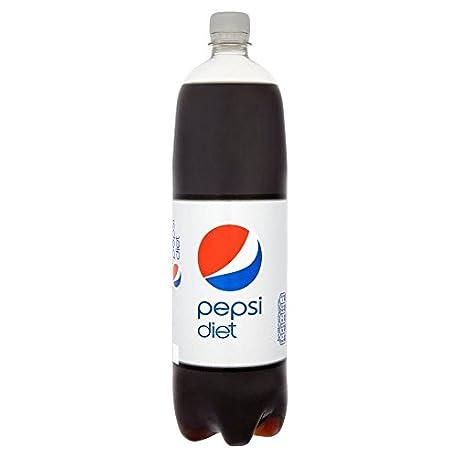 Pepsi La Dieta 1 5 L Paquete de 2