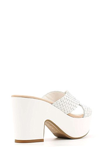 GRACE SHOES I1502 Sandales Femmes Blanc