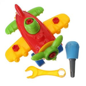 MG Universal Cute Kids Child Baby Boy Disassembly Assembly Classic Car Toy HF