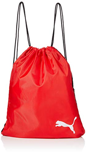 PUMA Pro Training II Gym Sack Turnbeutel, Red/Black, UA