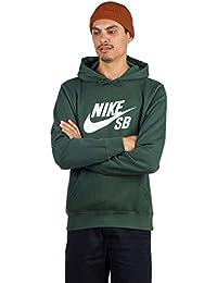 Nike M NK SB Icon Hoodie PO ESSNL - Sudadera, Hombre, (Midnight Green