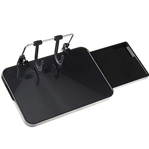YTBLF Auto-Laptop-Rack Mit Schubladen, Auto-Schreibtisch, Computer-Rack, Teller, Auto-Interieur...