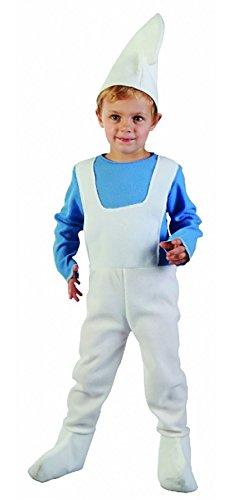 nder Jungen Toodler ELF Schlumpf Gnome Out Fit Kost�m Fancy Xmas Party Kleid Overall WF7496 Unter 4 Jahren (Kleinkind Schlümpfe Kostüme)