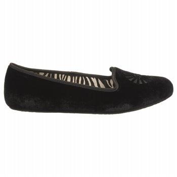 Ugg Australia Alloway Velvet Femme Chaussures Noir Noir