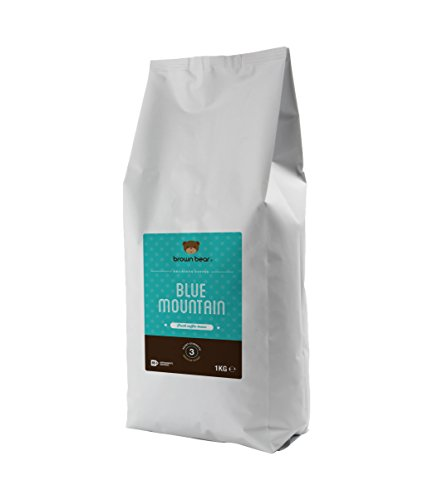 Brown Bear Blue Mountain Medium Roast Whole Bean Coffee 31FbMPx5SvL