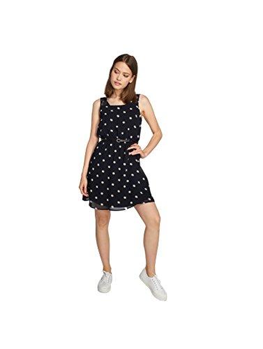 ONLY Damen Kleider/Kleid onlLia Blau 38