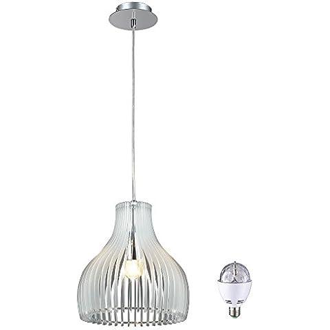 Cantina di LED discoteca Ciondolo lampada partito ho-lunghezza colore lampada luci cromatiche
