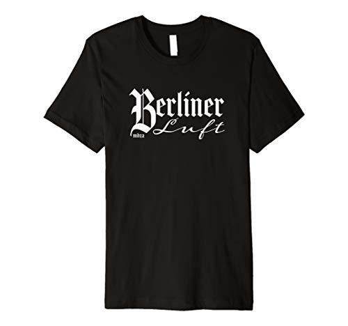 Berliner Luft 030 Shirt - Leben, Pflanzen Luft,