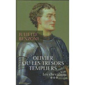 Olivier ou Les trésors templiers (Les chevaliers)