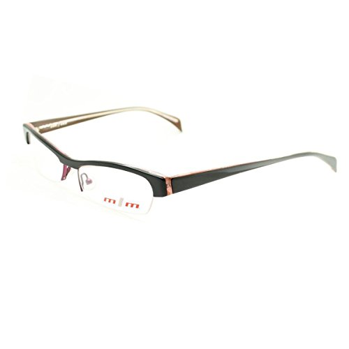 Alain mikli occhiali da vista donna mod. m0637 col.01 nero