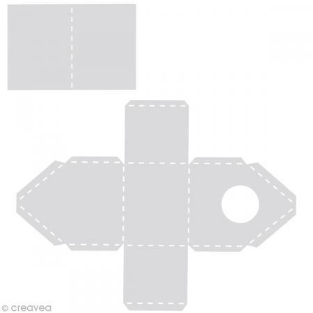 Rayher 7965000 Schablone, Vogelhaus Tirol, 15,5x20,8 cm, SB-Btl. 1 Stück (Schablonen Verkauf Zum)
