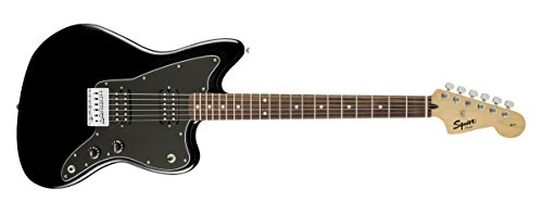squier-affinity-series-jazzmaster-hh-black-electric-guitar