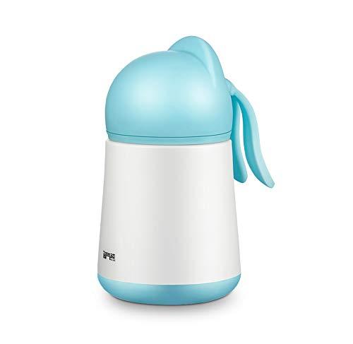 Zrf Joghurtbereiter Elektrischer Joghurt Maker Joghurtmacher Kleine Haushalts Mini Tragbare Keramik Fermentation Hausgemachte Größe 170 * 100mm Blau