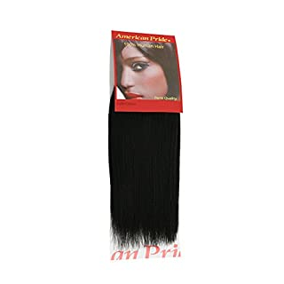 Yaki Weave Relaxed Hair Human Hair Extensions 8