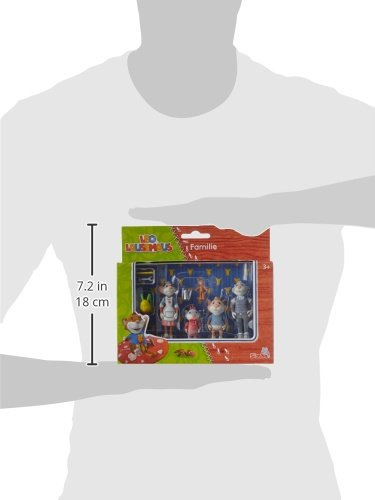 Simba-109222717-Leo-Lausemaus-Figurenset-Familie