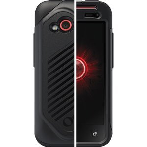 OtterBox Commuter Series Case for HTC Droid Incredible 4G LTE - Black (Discontinued by Manufacturer) (Otter Box Htc Lte)
