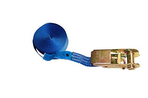 Preisvergleich Produktbild Scana Noliko Zurrgurt 5mx25mm 800kg 1-tlg blau