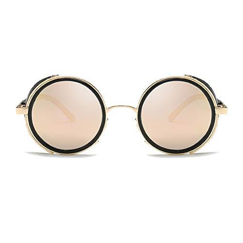 Li Kun Peng Sonnenbrille Dicker Rand Aufkleber Farbfilm TAC Objektiv Tragbarer Sonnenschutz UV-Schutz Polarisierte Sonnenbrille,E