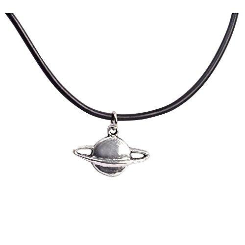halskette-toogoorsilber-mode-anhaenger-halskette-leder-kette-schmuck-weltraum-planet-saturn-halskett