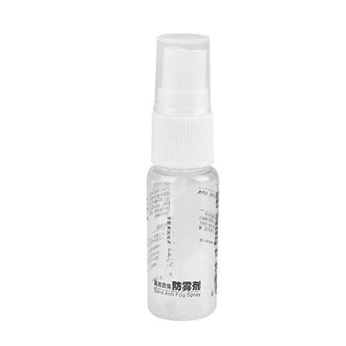 Globalqi Gafas Spray Spray antivaho Lentes Larga duración