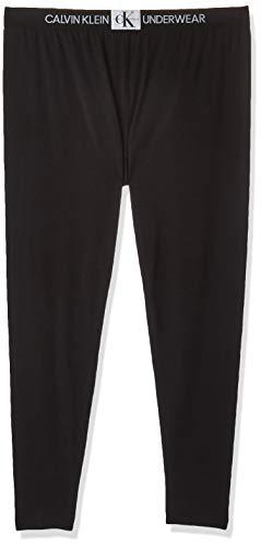 Calvin Klein Damen Legging Hose, Schwarz (Black 001), W28 (Herstellergröße: S) - Calvin Klein-loose-fit-jeans