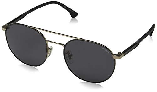 Police Herren STORM LIGHT 2 Sonnenbrille, Gold/Black, 55.0