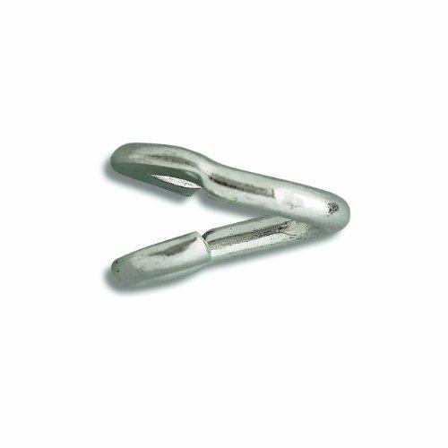 Chapuis VFM4 2 Mailles de jonction acier zingue Diamètre 3,8 mm