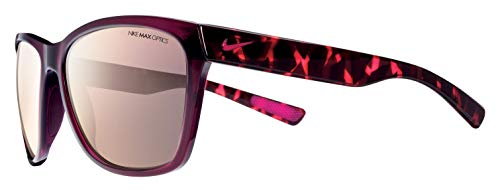Nike Damen Sonnenbrille, Red, 58
